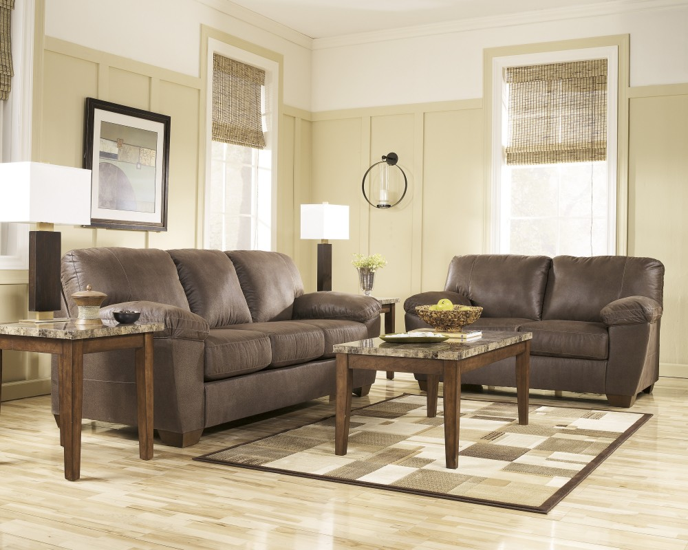 Amazon   Walnut   Sofa U0026 Loveseat
