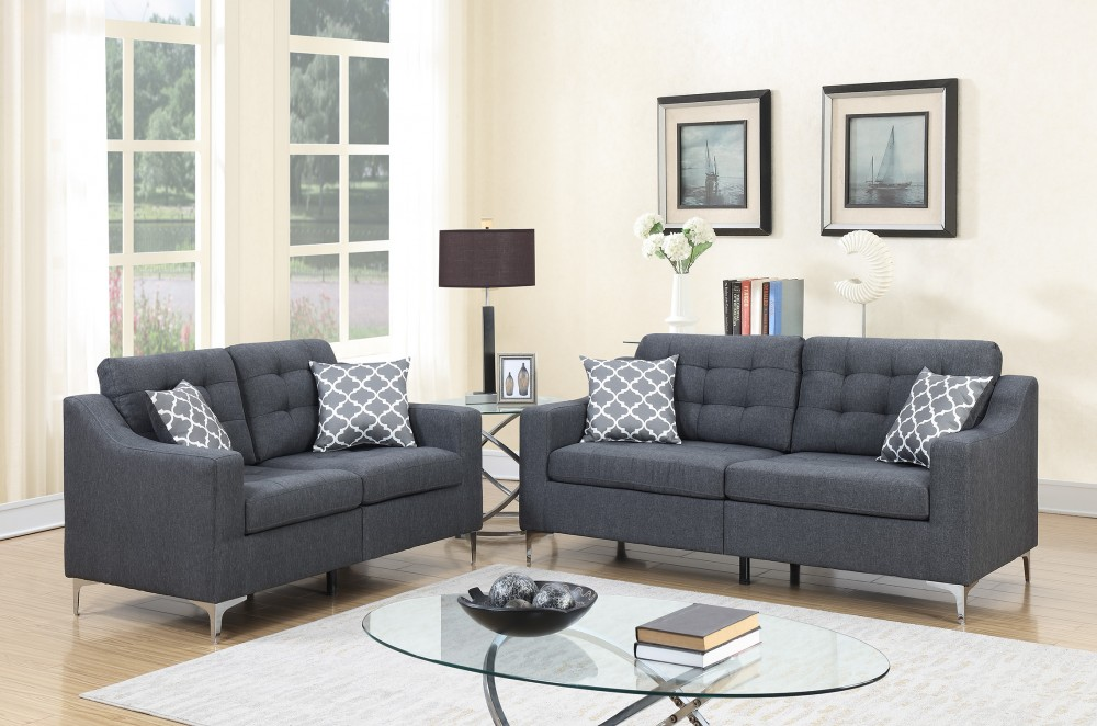 Ordinaire PriceBusters Special Gray Sofa U0026 Love Under $500