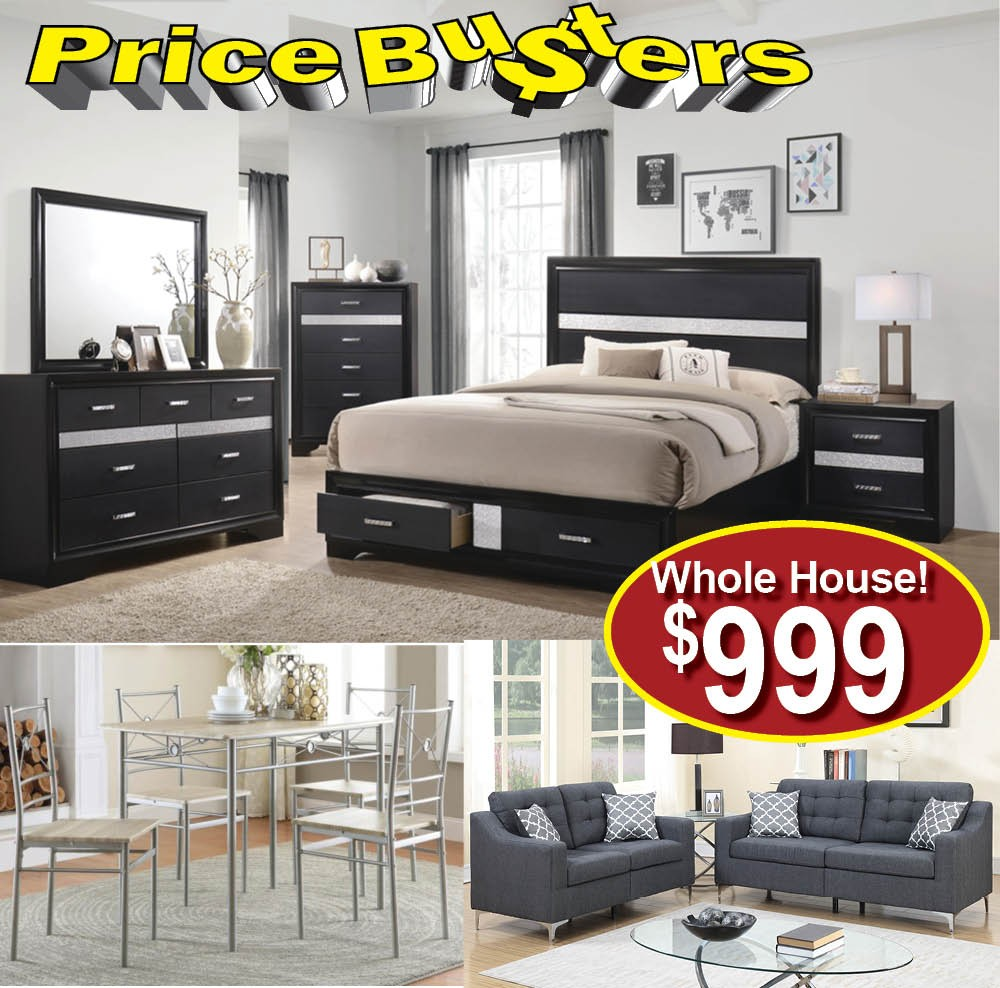 Furnish your Home for Under $1000