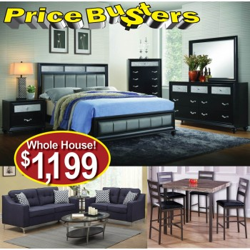 Furnish your Home for Under $1200