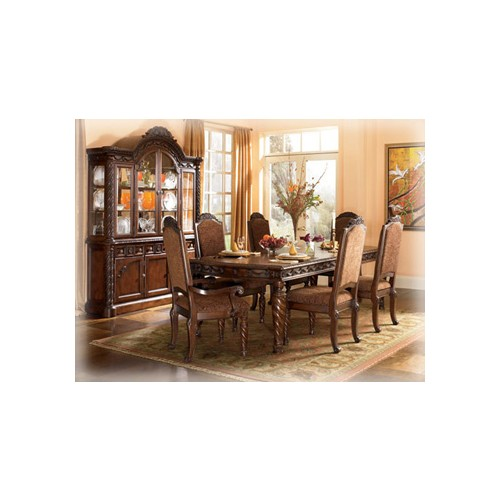 North Shore 6 Seater Dining Group