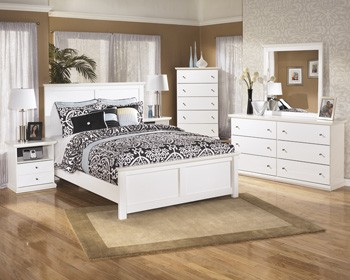 Bostwick Shoals Dresser