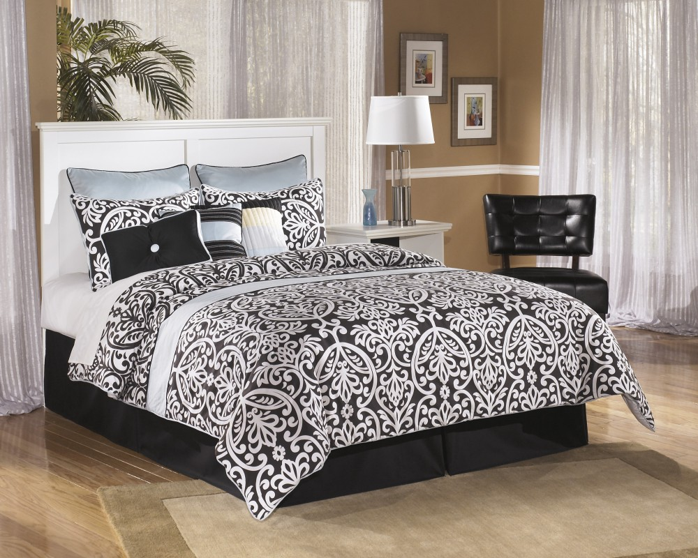 Bostwick Shoals - Queen/Full Panel Headboard