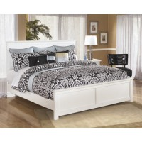 Bostwick Shoals King Panel Footboard
