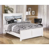 Bostwick Shoals - Queen Panel Footboard