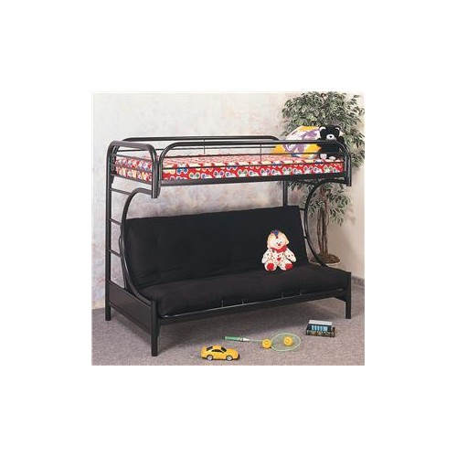 Black C Futon Bunk Bed 470 433 Beds Price Busters Furniture