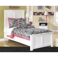 Bostwick Shoals - Twin Panel Footboard