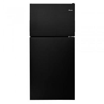 Amana Black 18 cu. ft. Refrigerator