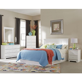 Adell Queen/Full 5 Piece Bedroom Set