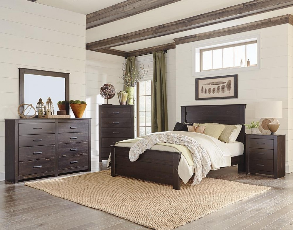 DePere Queen 7 Piece Bedroom Set