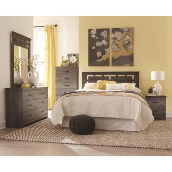 Neenah Queen/Full 4 Piece Bedroom Set