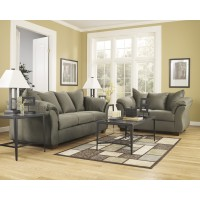 Darcy - Sage - Sofa & Loveseat