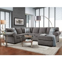 CHARISMA SMOKE 3 PC SECTIONAL