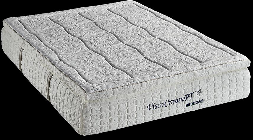 Bed Boss ViscoCrown Pillowtop Queen Mattress