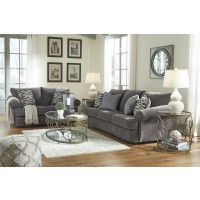 Allouette - Ash - Sofa & Loveseat