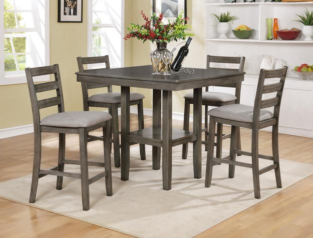 Tahoe 5 Pc. Counter Height Dinette Set