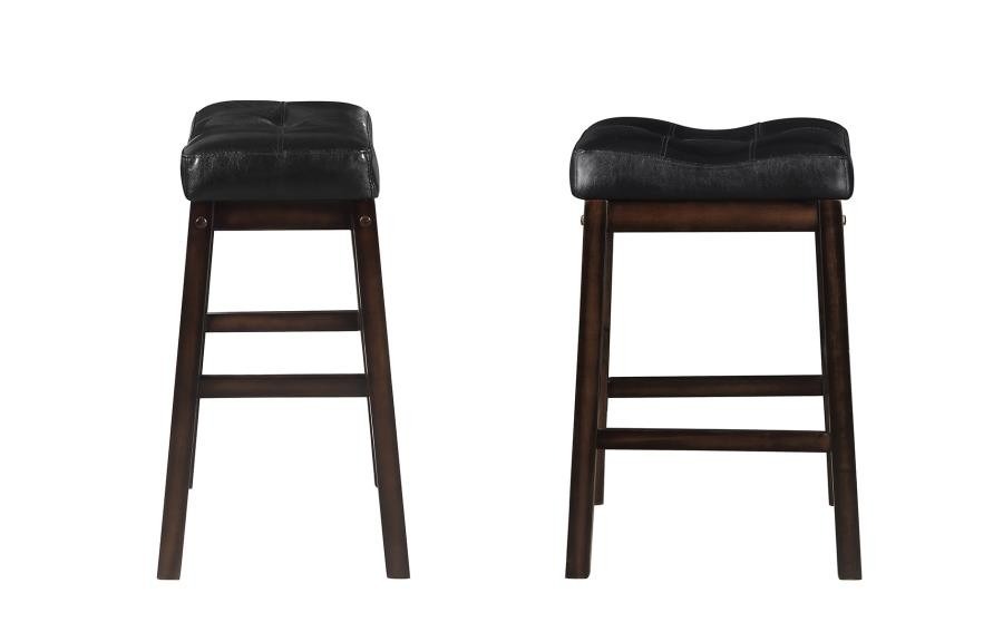 Fabulous Rec Room Bar Cabinets Black And Dark Cherry Upholstered Counter Stool Pack Of 2 Alphanode Cool Chair Designs And Ideas Alphanodeonline