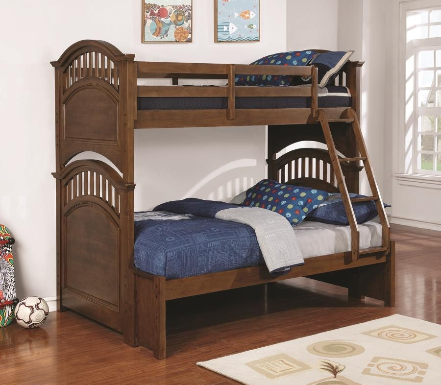 HALSTED COLLECTION - TWIN / TWIN BUNK BED