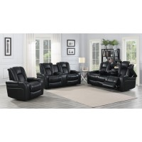 3PC (SOFA + LOVE + RECLINERINER)