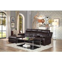 Eider Push Back Reclining Sofa Chaise