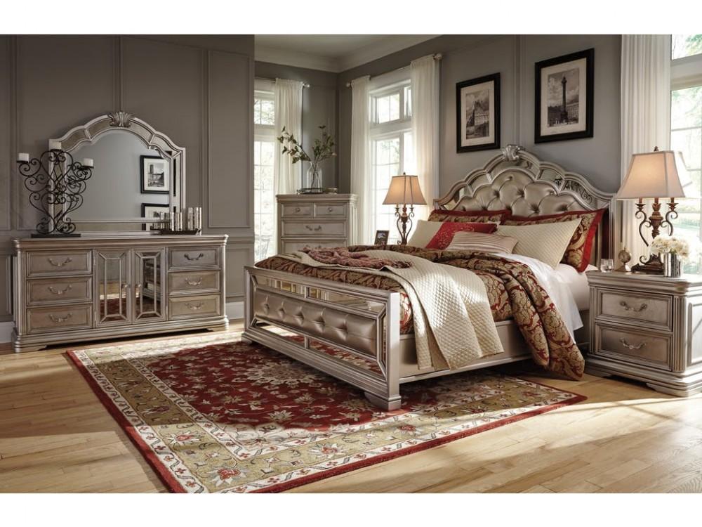 Birlanny 5pc Queen Bedroom Group B720 Bedroom Sets