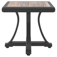 Marsh Creek - Brown - Square End Table