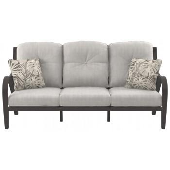 Marsh Creek - Brown - Sofa with Cushion