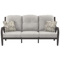 Marsh Creek - Brown - Sofa with Cushion