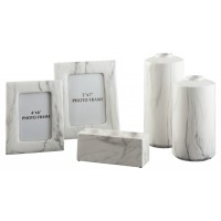 Diogo - White - Accessory Set (5/CN)