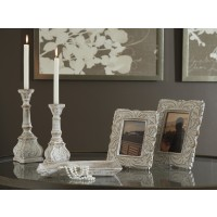Dilys - Antique White - Accessory Set (5/CN)