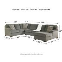 Loric Left-Arm Facing Sofa