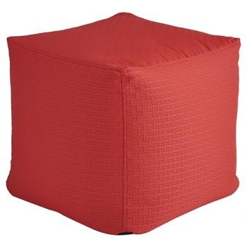 Sylas - Red - Pouf