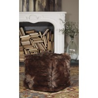 Himena - Brown - Pouf
