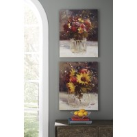 Rosalind - Multi - Wall Art Set (2/CN)
