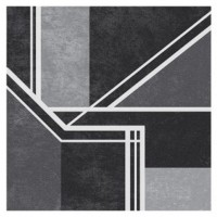 Ely - Black/White - Wall Art