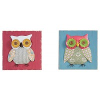 Ody - Multi - Wall Decor Set (2/CN)