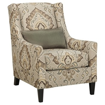 Wilcot - Linen - Accent Chair