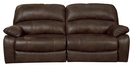 Zavier - Truffle - 2 Seat Reclining Power Sofa