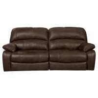 Zavier - Truffle - 2 Seat Reclining Sofa