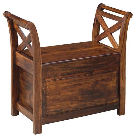 Abbonto - Warm Brown - Bench