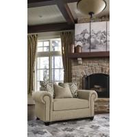 Ilena - Sandstone - Chair and a Half