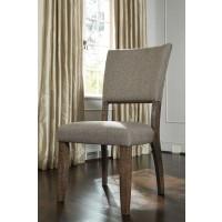 Strumfeld - Rustic Brown - Dining UPH Side Chair (2/CN)