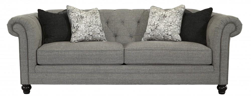 Ardenboro - Charcoal - Sofa