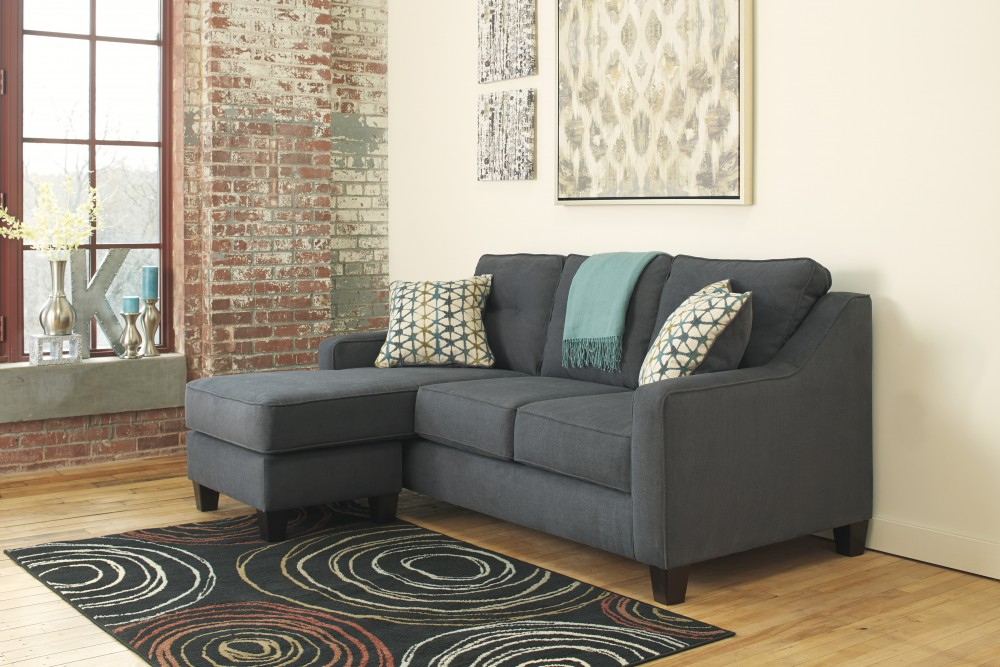 living linen rug ikat room lounge accent and blue sectional velvet gray htm photo sofa chairs with chaise
