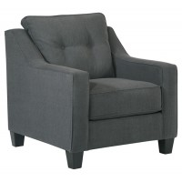 Shayla - Dark Gray - Chair