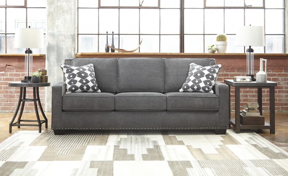 Brace - Granite - Sofa
