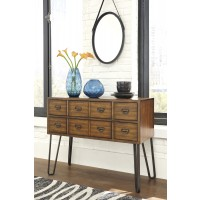 Centiar - Two-tone Brown - Dining Room Server