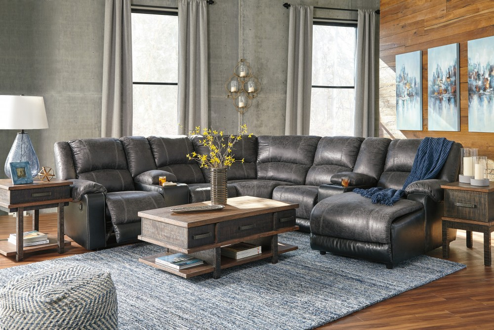 Nantahala reclining sectional (Clone)