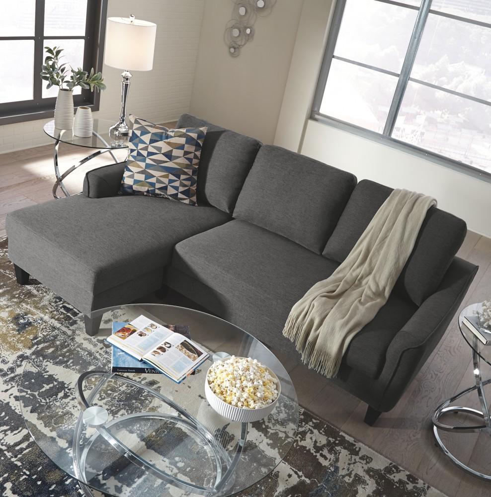Jarreau gray queen sofa sleeper sleeper sofa for Pruitts bedroom sets