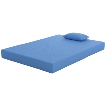 iKidz Blue - Blue - Full Mattress and Pillow 2/CN